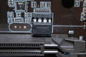 Winbond BIOS Chip
