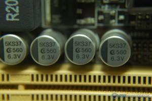 5K Capacitors