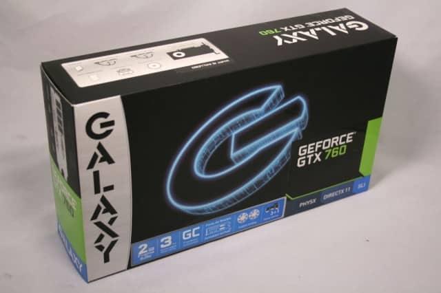 Galaxy GTX 760 GC