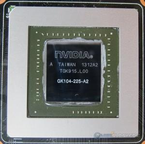 Gk104 GPU