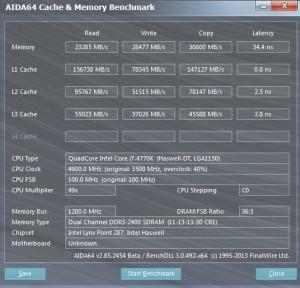 Overclocked - 4.9Ghz