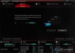 CPU Strap Adjustment