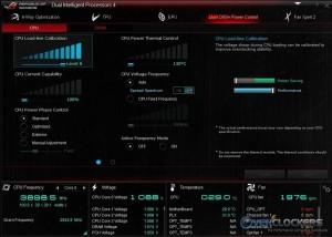 CPU DIGI+ Power Control