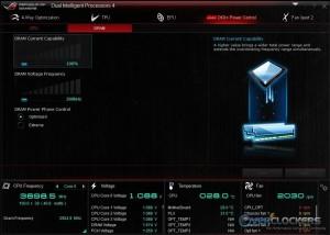 RAM DIGI+ Power Control