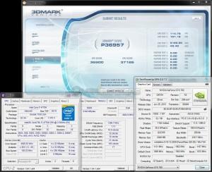 3DMark Vantage - 36957