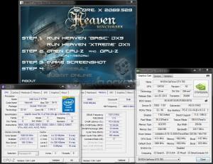 HWBot Heaven Xtreme - 2069.529