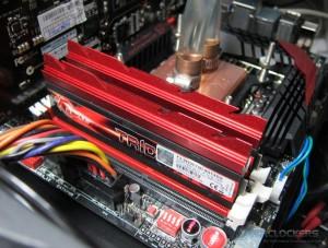 G.Skill TridentX DDR3-2933 Running