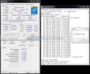 SuperPi 32M @ 5108 MHz