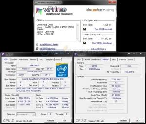 WPrimes Run at 192 MHz BCLK & 5 GHz