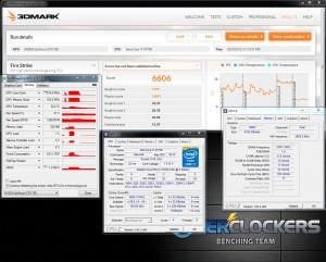 3DMark (Firestrike) - 6,606