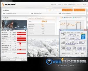 3DMark (Firestrike) - 6,463