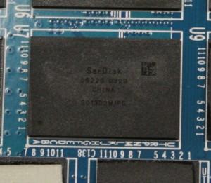 SanDisk IC - 3013D2M1P5
