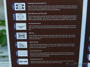 NF-A15 Box - Back Flap Details