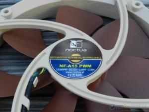 1200 RPM NF-A15 Label