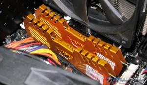 ADATA 8GB DDR3-2800 Kit Installed