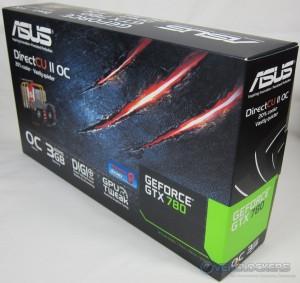 ASUS GTX 780 DirectCU II OC Box