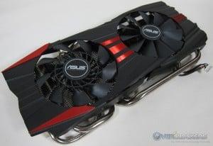 ASUS GTX 780 DirectCU II OC Heatsink