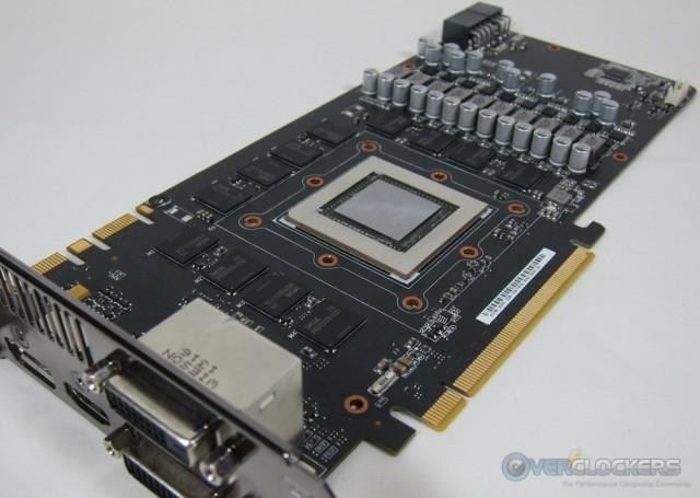 ASUS GTX 780 DirectCU II OC PCB