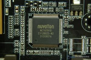 nuvoTon NCT6791D Super I/O IC