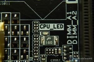CPU LED
