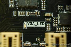 VGA LED
