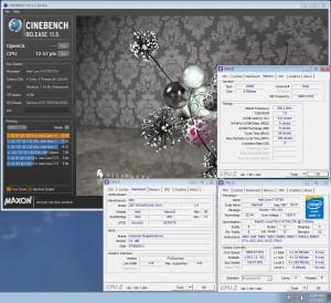 Cinebench R 11.5 - 12.57