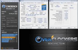 Cinebench 11.5 - 4.6 GHz