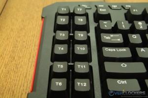 """Left Side """"T"""" Keys"""
