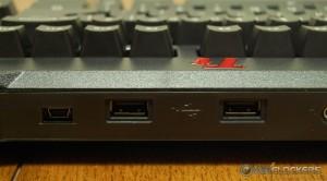 Two USB 2.0 Ports