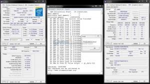 SuperPi 32M @ DDR3-2800, 11-14-12-31, 1.65V