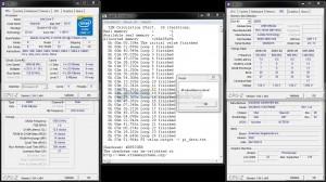SuperPi 32M @ DDR3-3000, 12-14-14-36, 1.75V