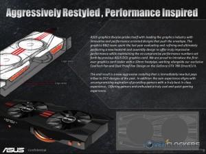 Designing the ASUS GTX 780 DirectCU II OC