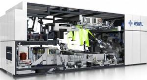 ASML NXE3100 Extreme UV Photolithography Prototype - Image Courtesy ASML