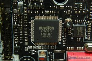 nuvoTon NCT6791D
