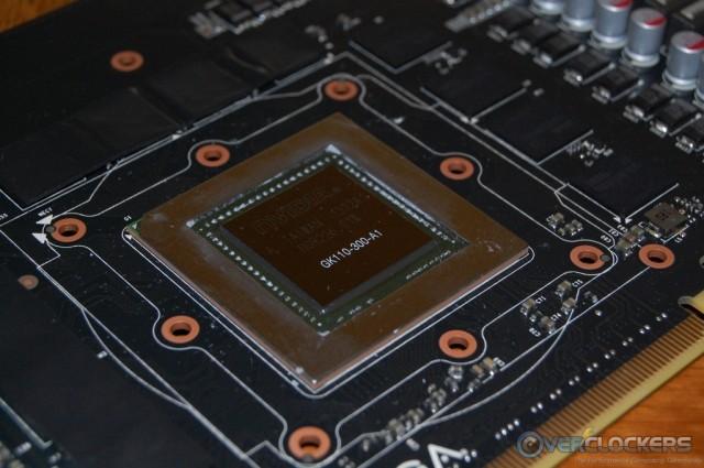 NVIDIA's GK110 GPU