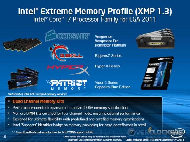 XMP Profile Partneres