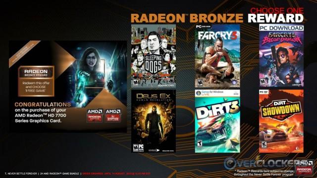 Radeon Bronze Tier