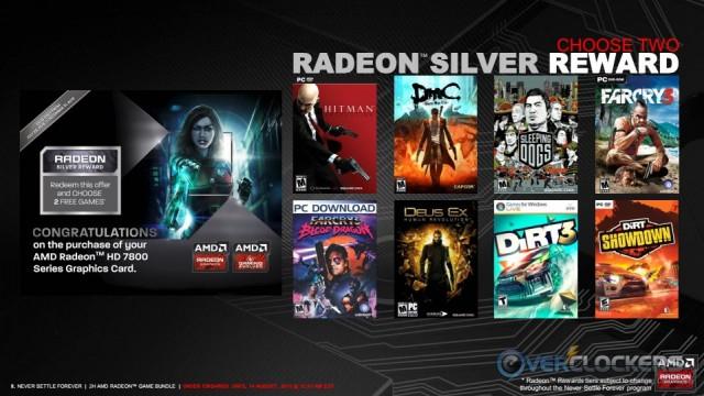 Radeon Silver Tier