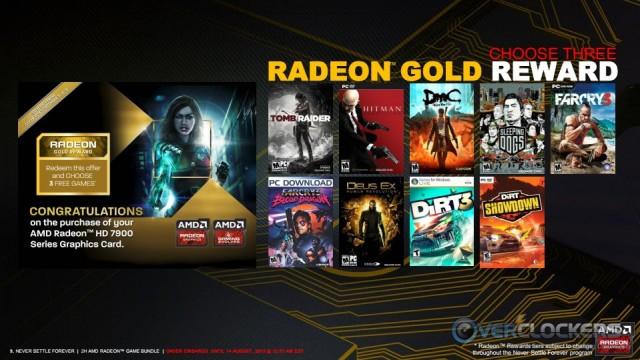 Radeon Gold Tier