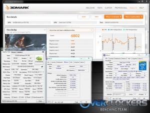 3DMark (Firestrike) - 6,802