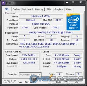 125 MHz BCLK