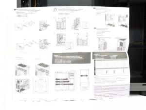Enermax Coenus manual, obverse