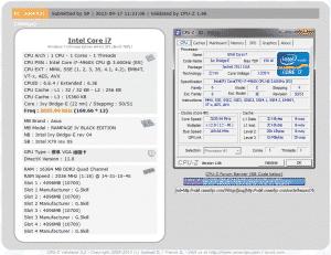 DDR3-4072 Validation