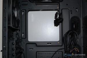 CPU Cooler Access Hole