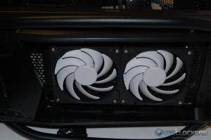 H220 Fans Under Top Panel