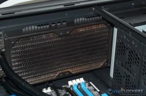 H220 Radiator Under Top Deck