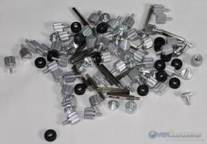 Crazy Amount of Screws