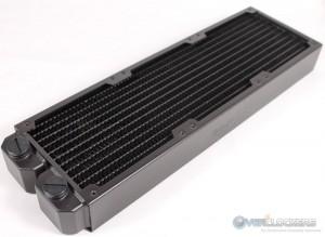 3x120mm Radiator