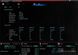 System Information - SPD Tables