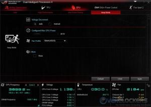 EPU - Away Mode Settings